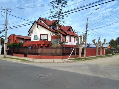Vendo/arriendo Espectacular Casa Barrio Norte Villa Alemana