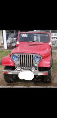 Jeep Willys Caja4ta