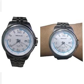 Relógio Seculus Masculino Original Garantia Nfe 23373g0sba2