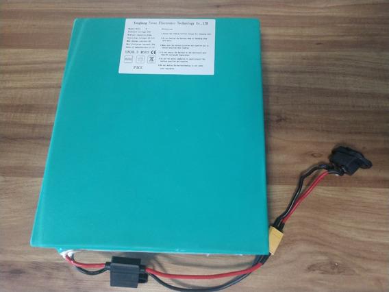 Bateria De Lítio 67,2v 21ah Patinete Moto Elétrica Muv Go