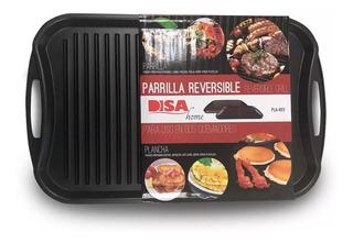 Parrilla Comal Reversible Plancha Y Grill Disa