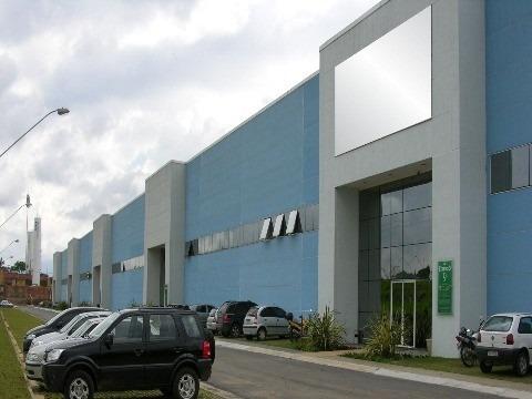 Imagem 1 de 4 de Galpão/depósito/armazém/barracão Para Alugar Em Atibaia - Gl00189 - 1946086