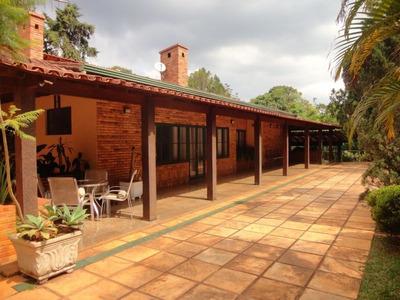 Casa Em Condomínio Com 5 Quartos Para Comprar No Lagoa Do Miguelão Em Nova Lima/mg - Rrs1359