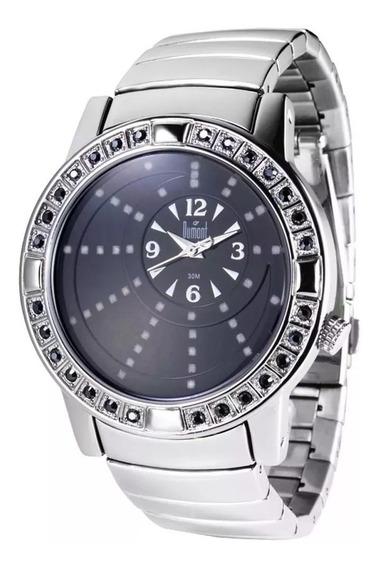 Relógio Feminino Analógico Dumont Sx25134p