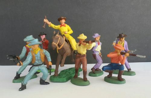 Lote Cowboys - Britains Argentina - Los Germanes