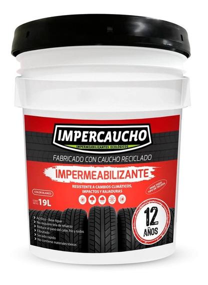 Impermeabilizante De Llanta 12 Años Impercaucho Original