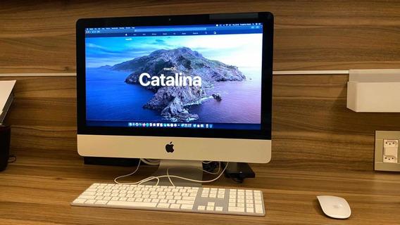 iMac, 21,5, Quad Core I7, 16gb, Nvidia 1gb. Seminovo.