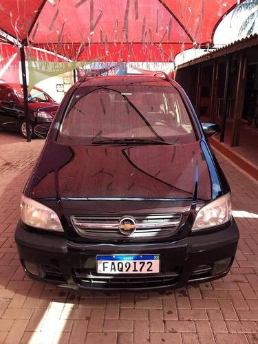 Imagem 1 de 8 de Chevrolet Zafira 2.0 Mpfi Elegance 8v Flex 4p Automático