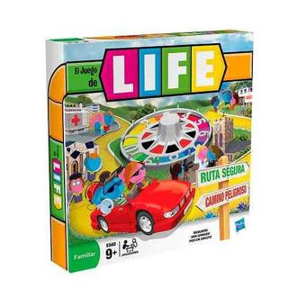 Life El Juego De La Vida Toyco Hasbro Distribuidora Lv!!!