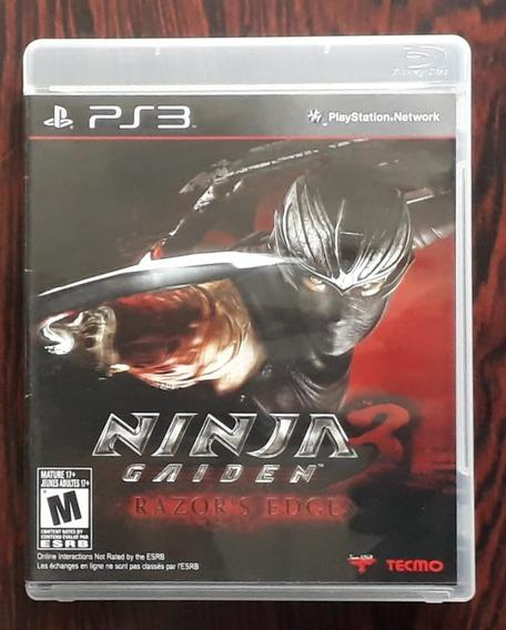Ninja Gaiden 3: Razor-s Edge - Ps3