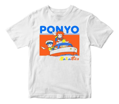 Imagen 1 de 2 de Nostalgia Shirts- Ponyo