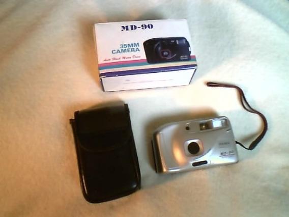 Maquina Fotográfica Antiga Md 90