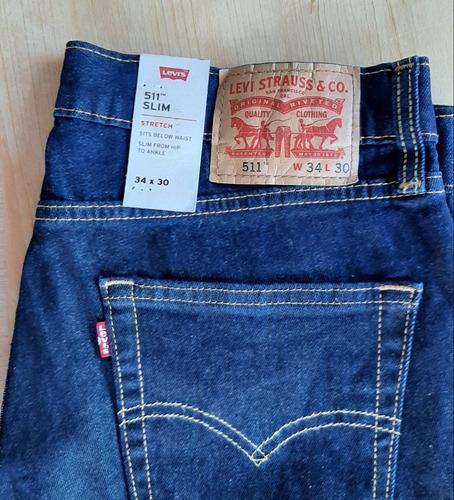 Pantalon Levis 511 Slim Original Importado De Eua Mercado Libre