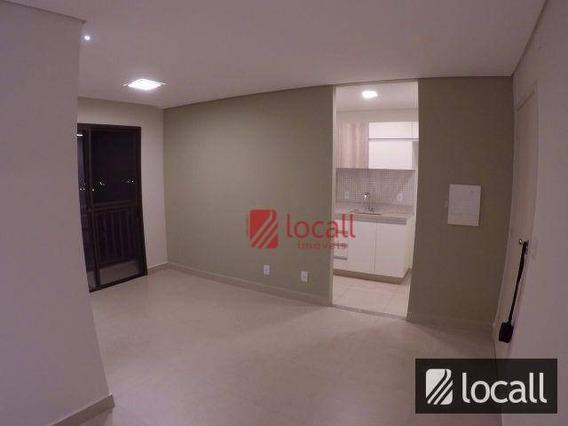 Apartamento Residencial À Venda, Jardim Vivendas, São José Do Rio Preto. - Ap0380