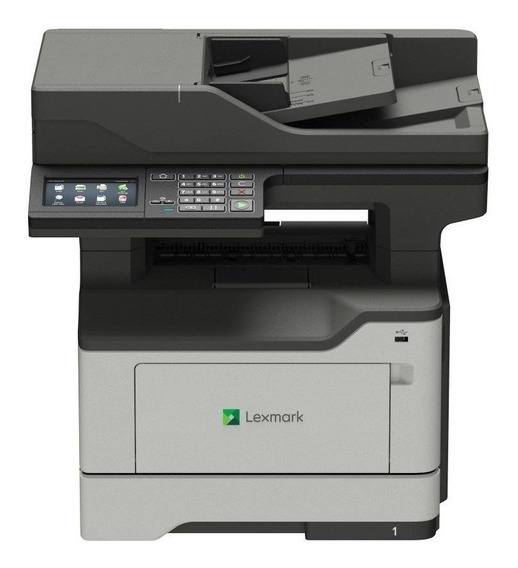 Impresora Multifuncion Láser Lexmark Mb2546adwe Duplex Mx517
