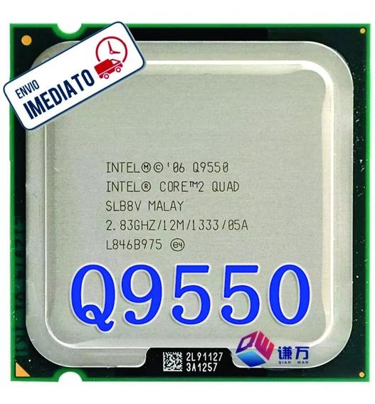 Processador 775 Intel Core 2 Quad Q9550 2.83ghz Original
