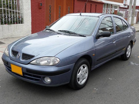 Renault Megane 2000 Mecanico Equipadisimo