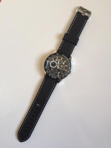 Relógio Ferrari - Lançamento - Com Vidro Que Nunca Arranha!
