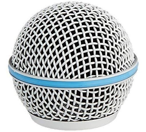 Globo Shure Rk265g Microfone Beta58 Sm58 Slx Pgx Original
