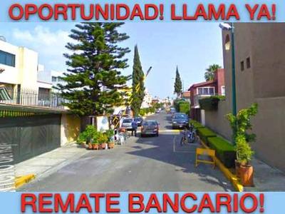 Oportunidad! Venta De Casa De Remate En Coyoacán! Llama Ya!