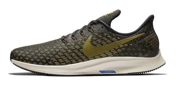 Zapatillas Nike Air Zoom Pegasus 35 Running Nueva 942851-011