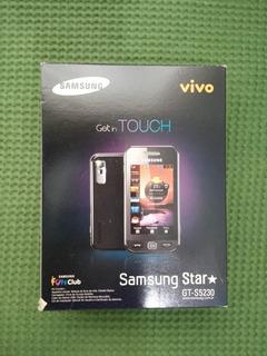 Samsung Gt-s5230 (caixa Original E Acessórios Originais)
