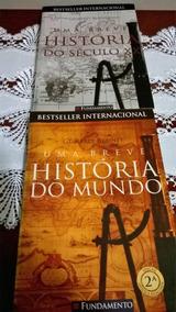 Uma Breve História Do Mundo - Vol. 1 E Vol. 2