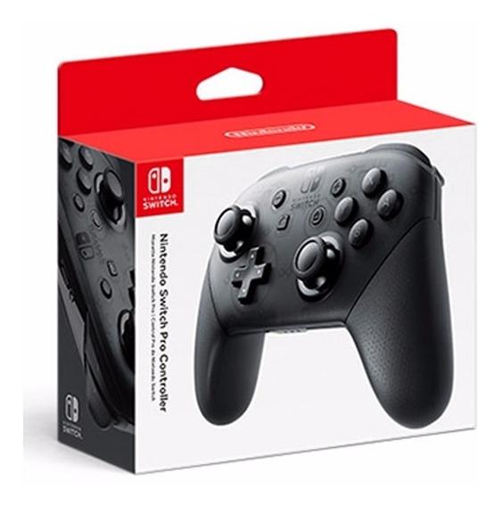 Controle Switch Pro Controller Original Lote + Recente 9d