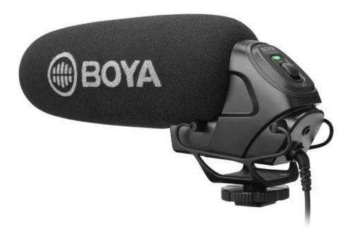 Microfone Boya By-bm3030 Para Câmera Dslr