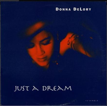 Disco Vinil Donna Delory - Just A Dream 12 Mix