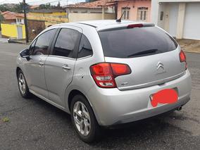 Citroën C3 1.6 Vti 16v Exclusive Flex 5p 2013