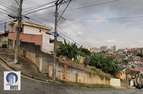 Terreno À Venda, 300 M² Por R$ 400.000 - Pirituba - São Paulo/sp - Te0649