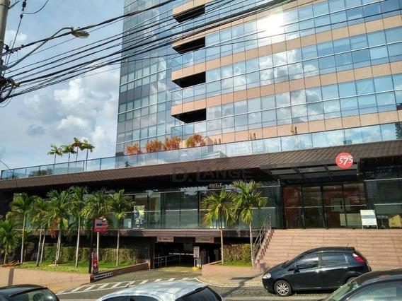 Sala Para Alugar, 206 M² Por R$ 14.500,00/mês - Cambuí - Campinas/sp - Sa1897