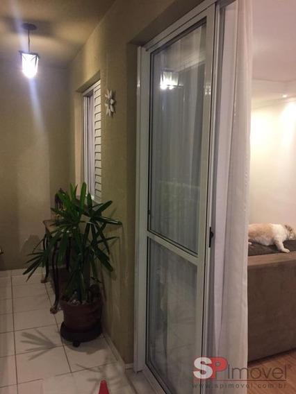 Apartamento Para Venda Por R$340.000,00 - Parque Novo Mundo, São Paulo / Sp - Bdi19103