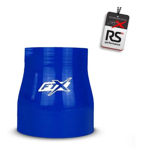 Mangote Silicone Reto Com Redução 2.5  X  2 Ftx
