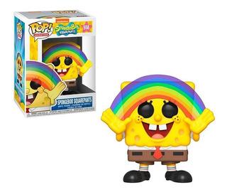 Funko Pop Animation Sb S3-spongebob -rainbow 558 (39552)