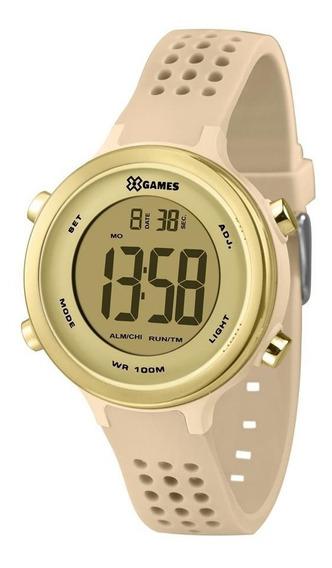 Relógio X Games Feminino Xfppd066 Cxtx Esportivo Digital