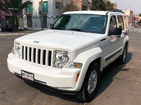 Jeep Liberty 2013 Sport Piel Electrico Aires Estero Rines