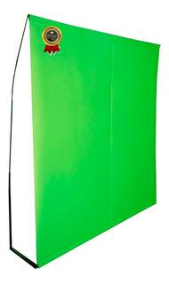 Fondo Infinito Croma Key Verde 2x2 - Con Estructura