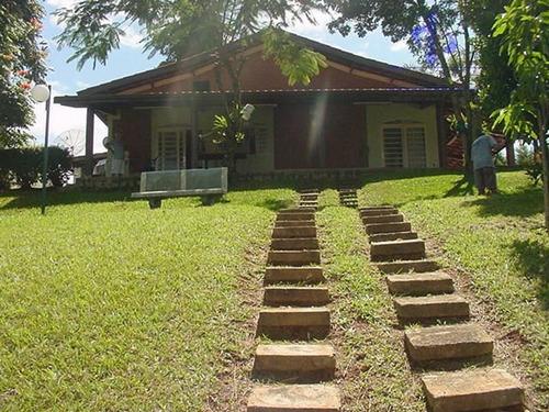 Chácara  Residencial À Venda, Country Club, Valinhos. - Ch0075