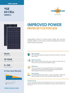 Panel Solar 280 Watt