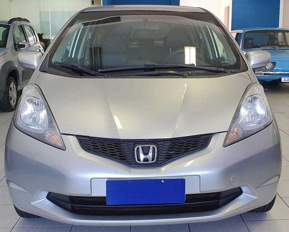 Honda Fit Lx 1.4 16v Gasolina Mec 2010