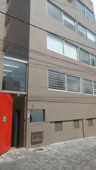 Departamento En Renta,de 2 Recamaras, En Parte Baja De San Jeronimo Aculco