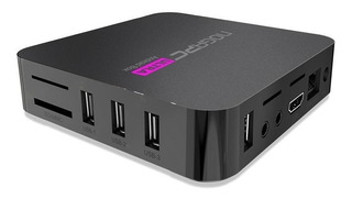 Smart Tv Box Conversor Android Hdmi Wi Fi 4k Noga Pc Ultra