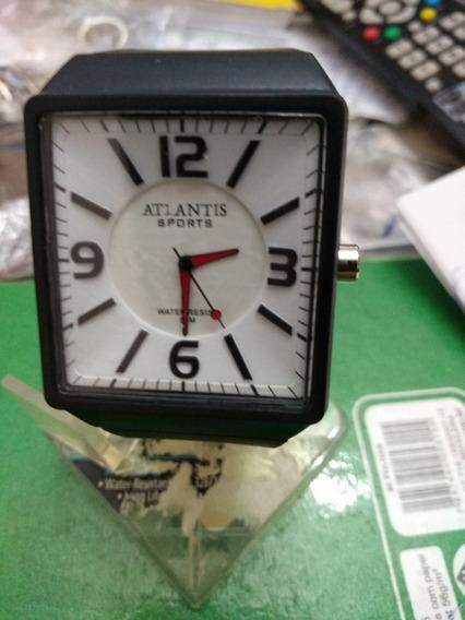 Relógio Atlantis Em Resina