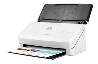 Escáner Hp Scanjet Pro 2000 S1 600x600 Dpi Dúplex Blanco