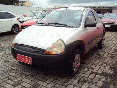 Ford Ka 1.0 8v Gasolina