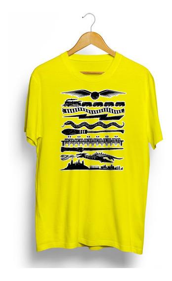 Camiseta Harry Potter: References