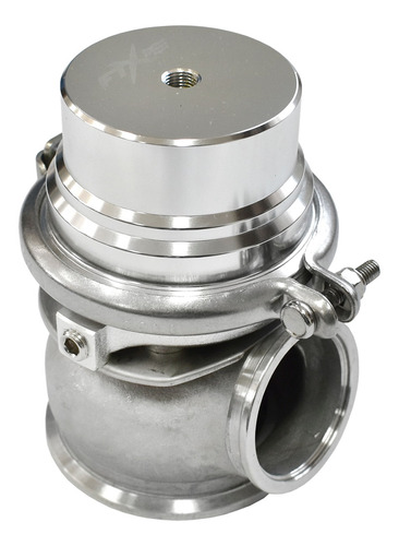 Válvula Wastegate 60mm Plata Ftx Fueltech