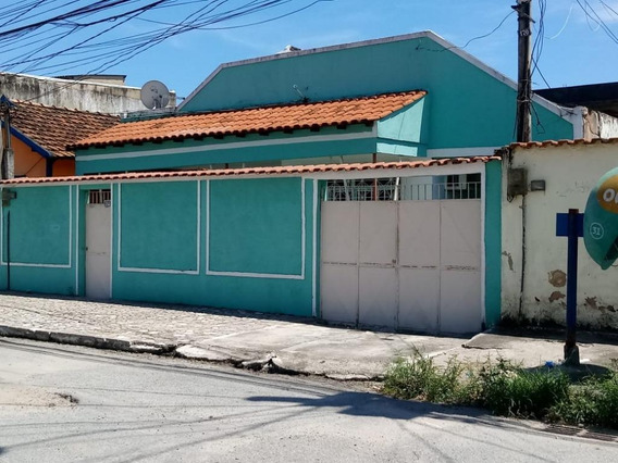 Casa Com 3 Dormitórios À Venda, 75 M²- Areia Branca - Belford Roxo/rj - Ca0235
